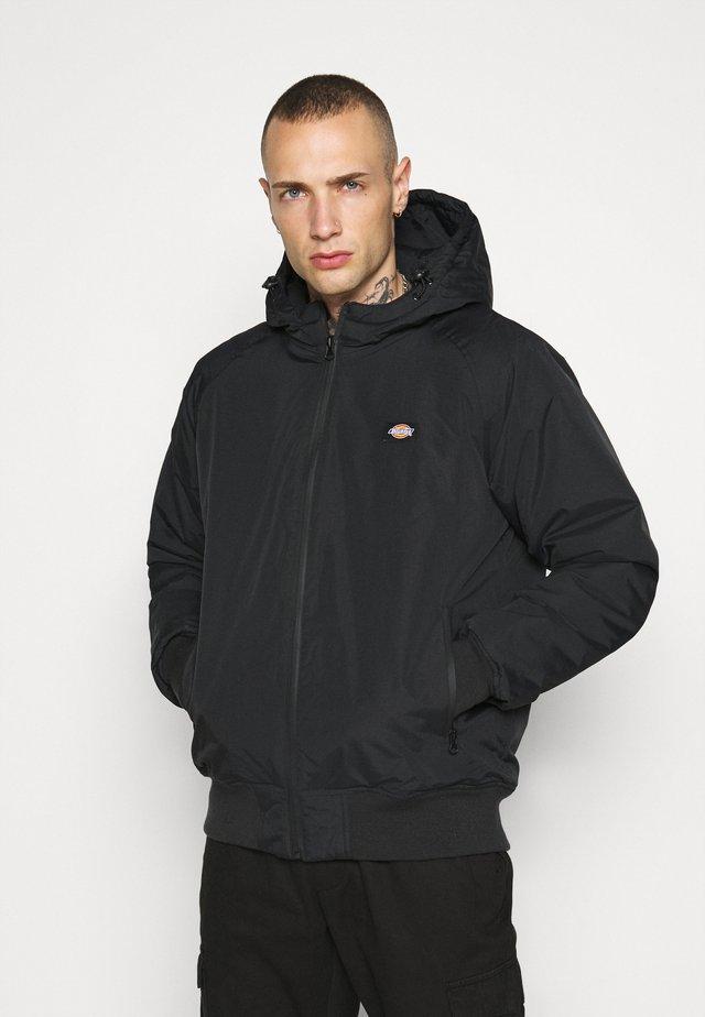 NEW SARPY - Light jacket - dark grey