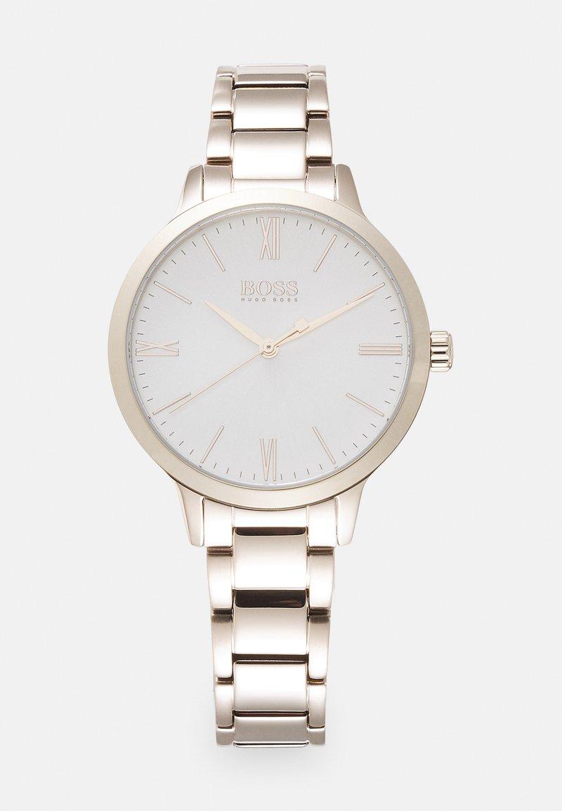 BOSS - FAITH - Watch - roségold-coloured/silver-coloured