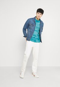 American Eagle - IN TEE MELROSE WASH - T-shirt con stampa - blue - 1