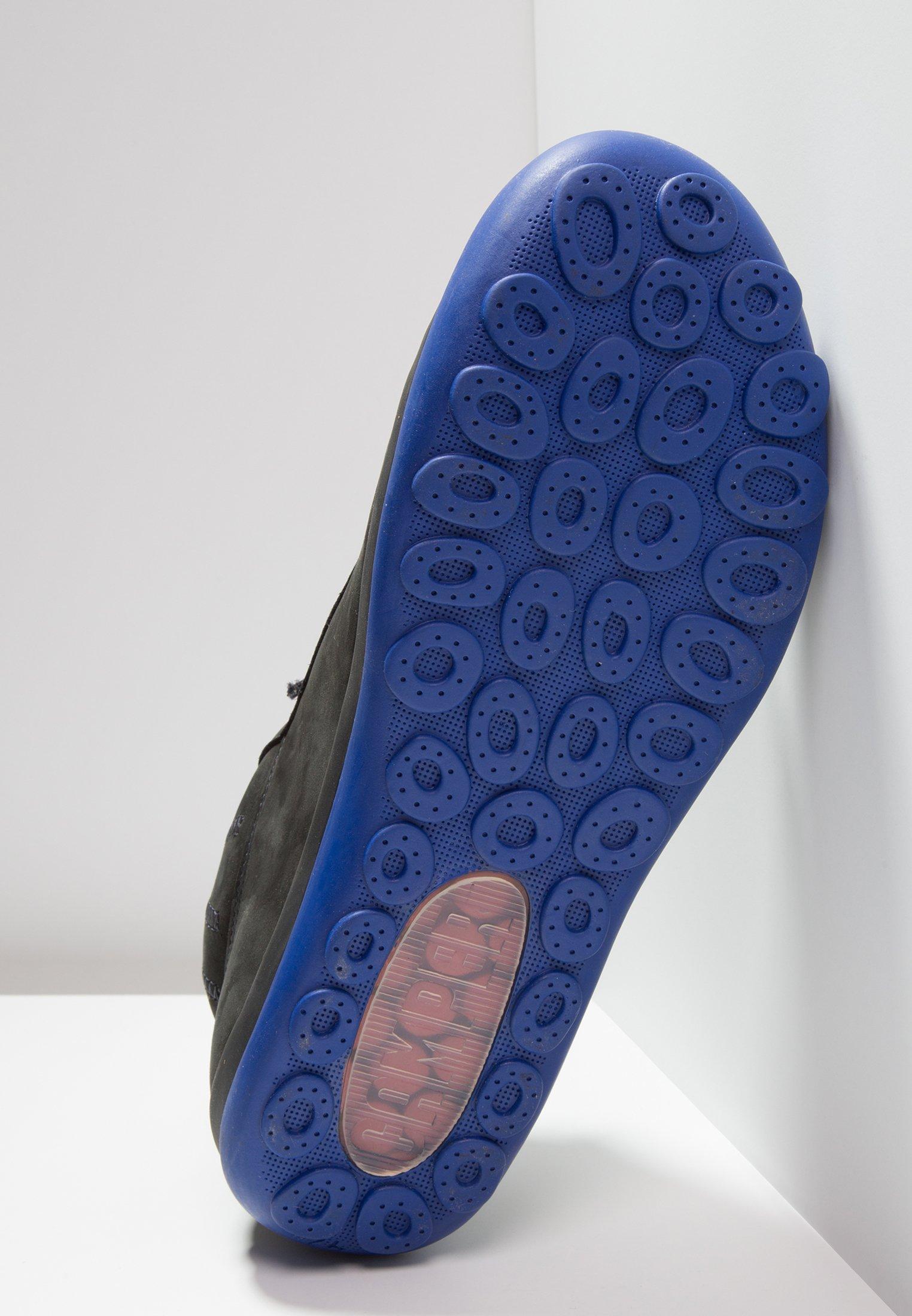 Sorprendente Scarpe da uomo Camper PEU PISTA Stringate sportive charcoal
