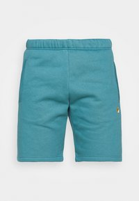 Carhartt WIP - CHASE  - Shorts - hydro/gold - 3