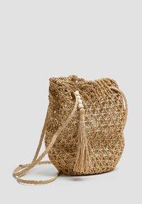 PULL&BEAR - Across body bag - sand - 3