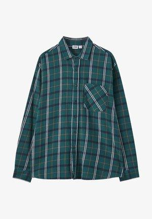 MIT KAROMUSTER - Skjorter - dark green