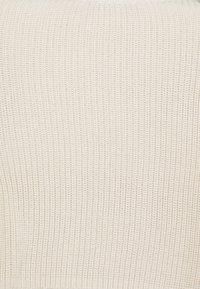 Monki - Stickad tröja - beige dusty light - 2
