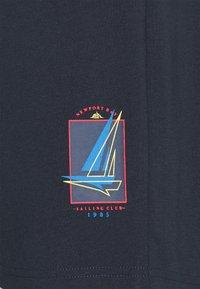 Newport Bay Sailing Club - BOAT 2 PACK - Shorts - mid blue/grey marl - 4
