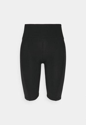 BIKE SHORTS - Leggings - black beauty