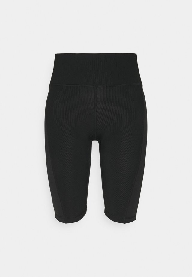 BIKE SHORTS - Legging - black beauty