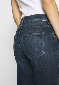 Mother - THE STUNNER FRAY - Jeans Skinny Fit - roasting nuts - 5