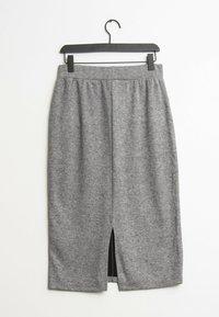 Reserved - Jupe crayon - grey - 1
