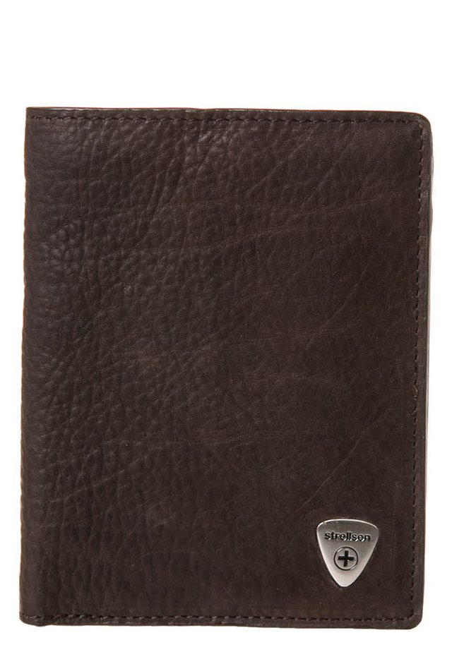 HARISSON BILLFORD - Wallet - dunkelbraun