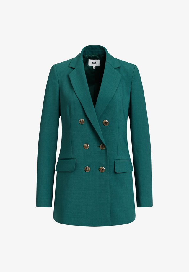 Manteau court - green