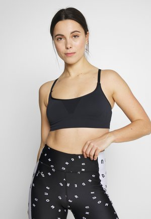 VANISH SEAMLESS ESSENTIALS - Sports bra - black