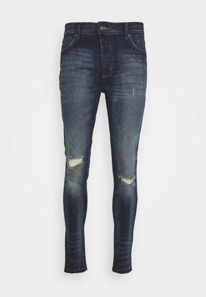 OLIVER - Jeans Skinny Fit - dark blue wash