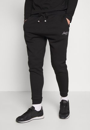 METISSIER VENLO JOGGERS - Spodnie treningowe - black