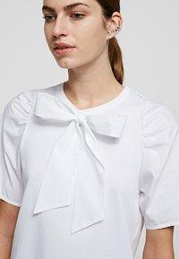 KARL LAGERFELD - Blouse - white - 4