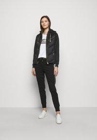 Barbour International - ROE - Light jacket - black - 1