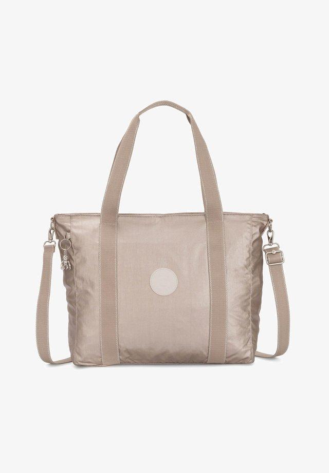 Tote bag - metallic glow