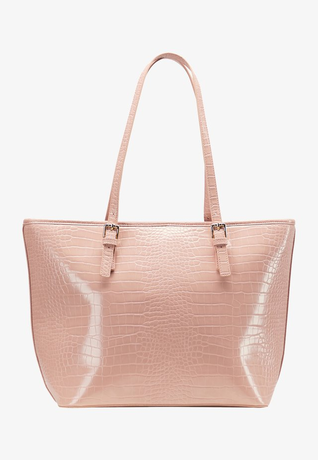 Bolso shopping - old pink