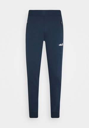 OSTERIA - Tracksuit bottoms - navy