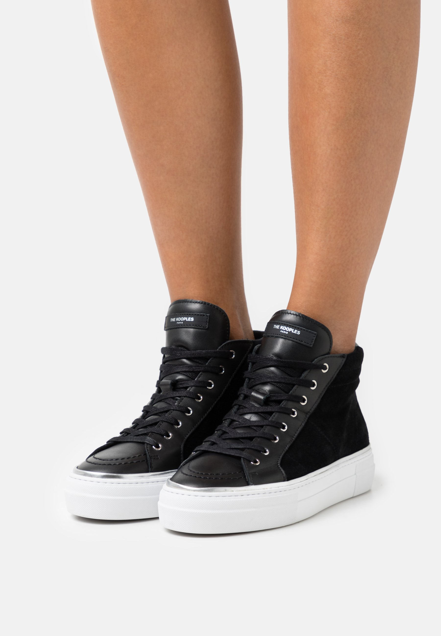 Women CHAUSSURE - High-top trainers