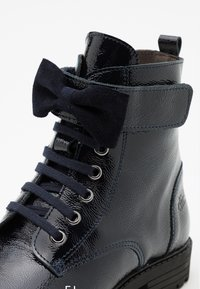 clic! - Lace-up ankle boots - azul/basket navy - 5