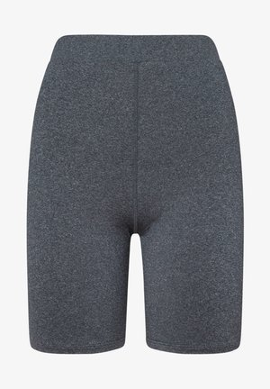 MARL CYCLE LEGGINGS - Tights - dark grey