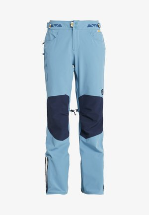 RETRO  - Snow pants - storm blue