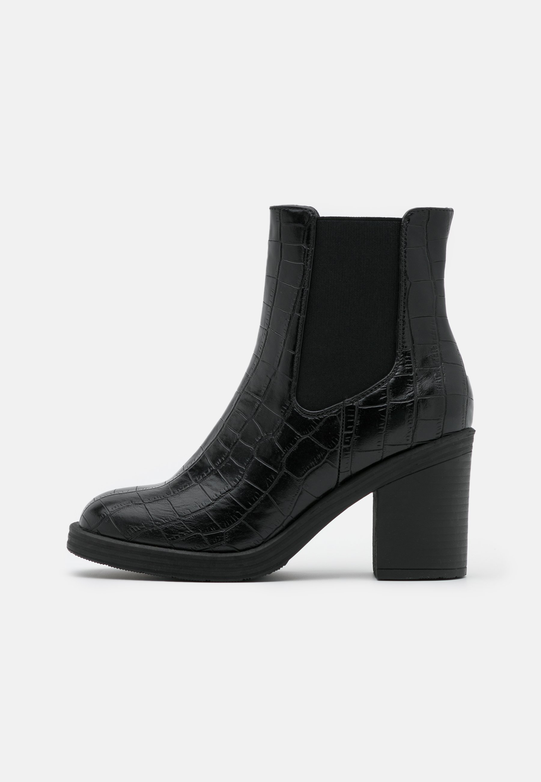 Anna Field Støvletter - Black/svart