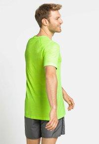 ODLO - Basic T-shirt - lounge lizard melange - 1