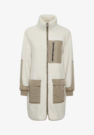 Winter coat - antique white