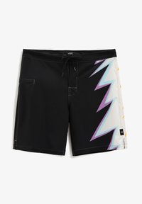 Vans - MN CRAGS BOARDSHORT - Swimming shorts - black - 3