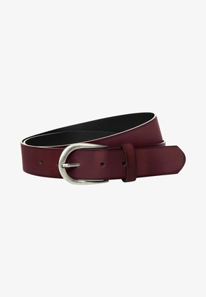BASIC-ECHT - Belt - rot