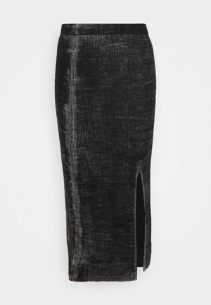 ISLA SKIRT - Gonna a tubino - grey