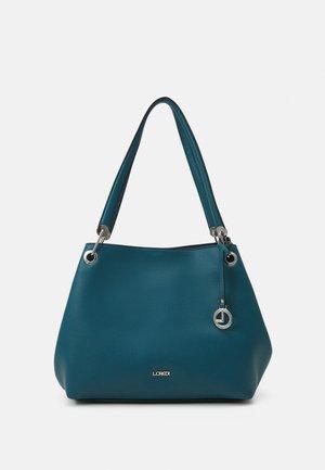 EBONY - Handbag - petrol