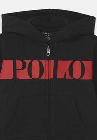 Polo Ralph Lauren - HOOD - Zip-up hoodie - polo black - 2