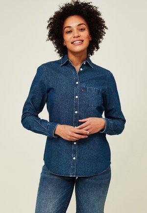 EMILY - Skjorte - dark blue denim