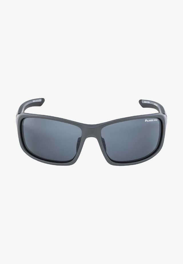 LYRON - Sports glasses - grey matt-black (a8628.x.25)