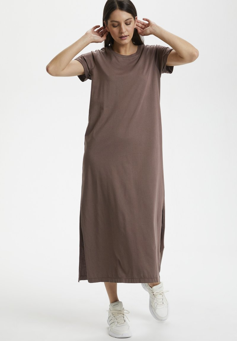 Kaffe - KACELINA - Maxi dress - shopping bag