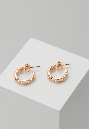 PREMIUM - Pendientes - roségold-coloured