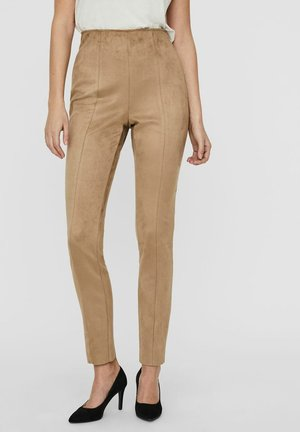 Leggings - Trousers - sepia tint