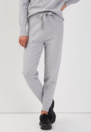 Tracksuit bottoms - gris clair
