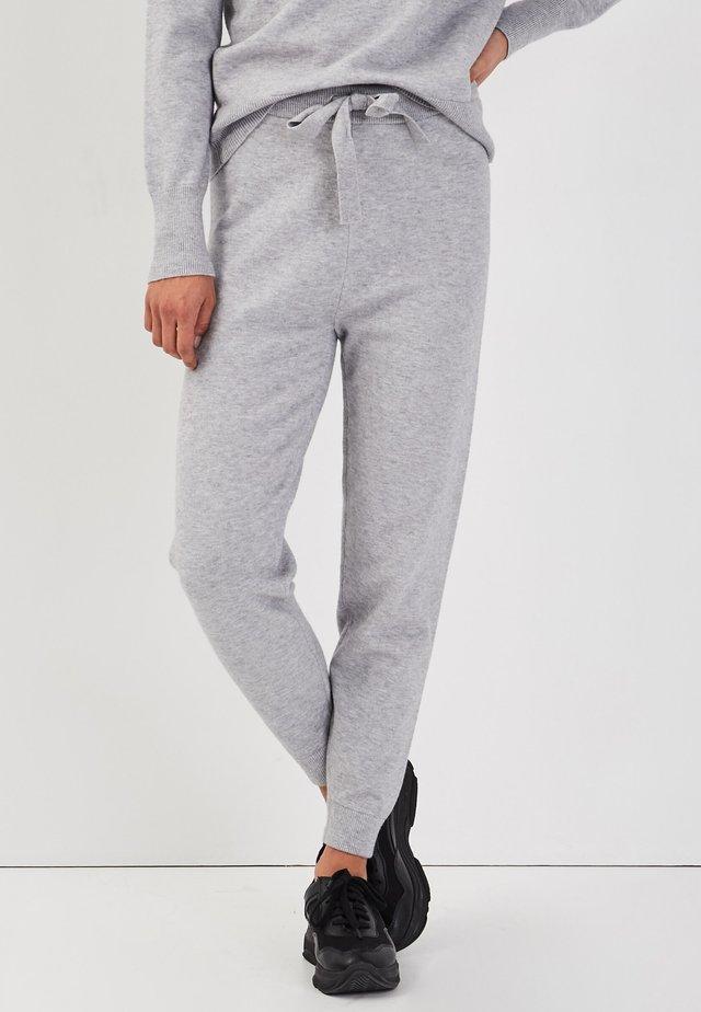 Tracksuit bottoms - gris clair