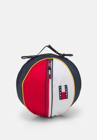 Tommy Jeans - HERITAGE BALL BAG UNISEX - Handväska - blue - 0