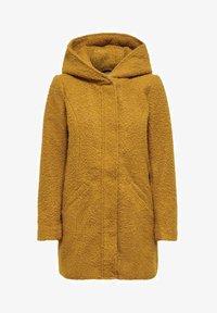 JDY - JDYSONYA - Classic coat - golden brown - 4