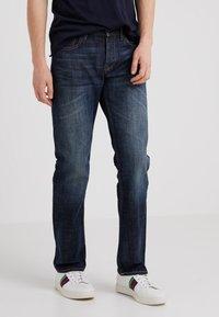 BOSS CASUAL - Straight leg jeans - navy - 0