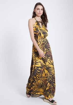 Maxi dress - yellow