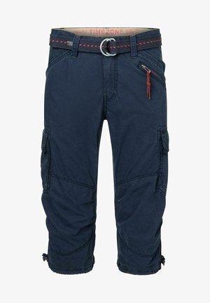 Shorts - washed dark blue