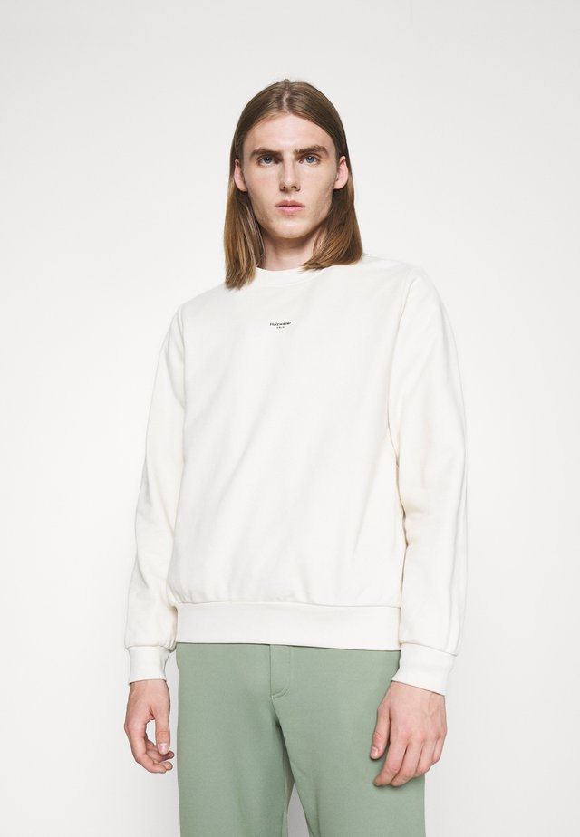 OSLO CREW - Sweater - ecru