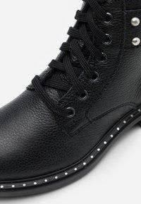 Richter - PIAC - Lace-up ankle boots - black - 5