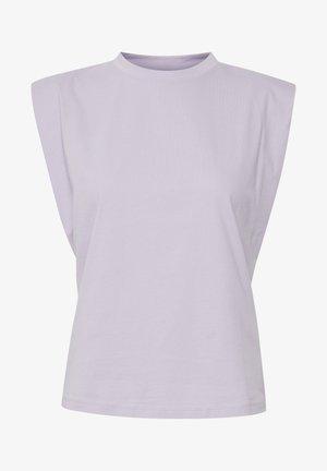 IXTILLE - Basic T-shirt - orchid petal